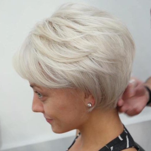 50 Mind-Blowing Simple Short Hairstyles for Fine Hair 2019 ...