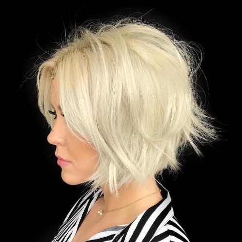 50 Mind-Blowing Simple Short Hairstyles for Fine Hair 2019 - Travel Yourself