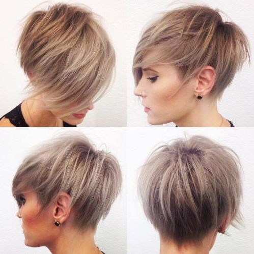 50 mind blowing simple short hairstyles for fine hair 2019